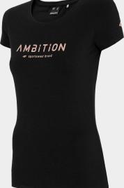 Dámské tričko 4F TSD033 černé