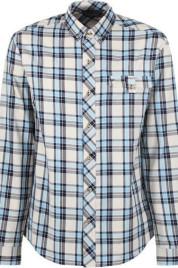 Pánská košile Regatta RMS115 LOTHAR Modrá