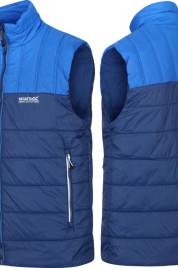 Pánská vesta Regatta Freezeway B/W 698 modrá