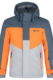 Dětská lyžařská bunda Ober-jb modrá