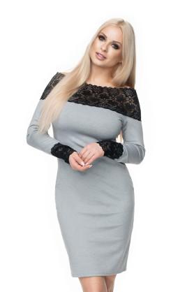 Večerní šaty model 131625 PeeKaBoo