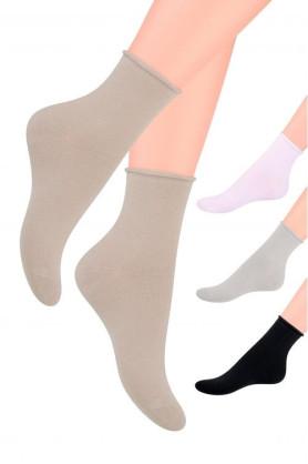 Dámské ponožky Steven Bamboo art.125