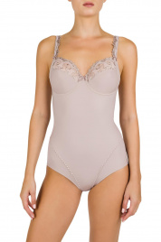 Felina Rhapsody body s kosticí light taupe